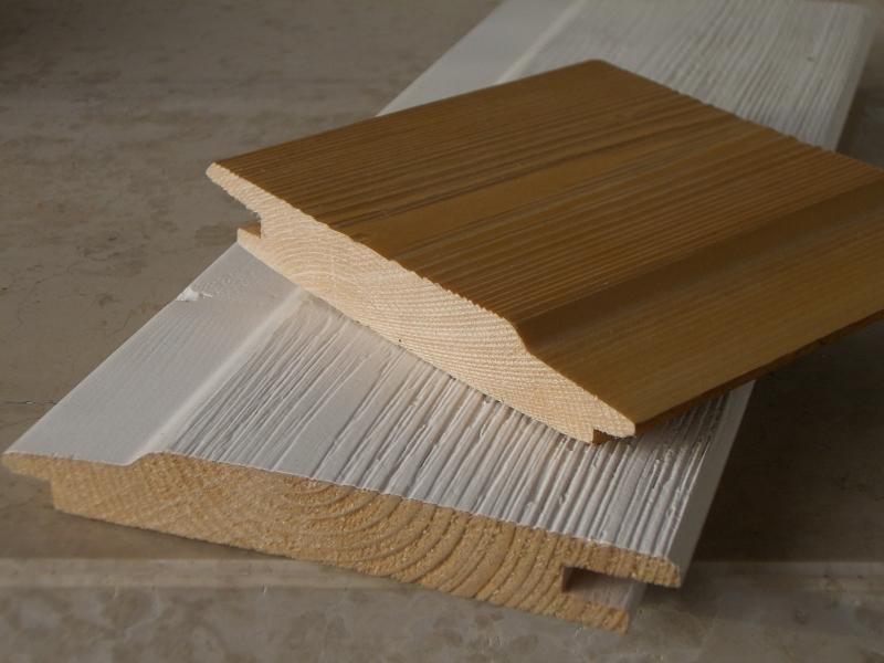 Pareti Esterne In Legno : Rivestimento per pareti esterne crocco profili in legno