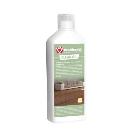 Detergente per pavimenti in legno trattati ad olio